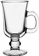 Pasabahce 12er Set Glas mit Griffen Riva Irishcoff
