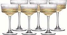 Pasabahce 471504 Elysia Champagnerschalen aus