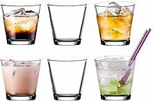 Pasabahce 52516 - 6er Glas-Set für Cocktails