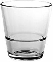 Pasabahce 5847541Becher, Glas, transparen