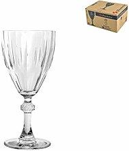 Pasabahce 5894630 Kelch, Glas, transparent, 12