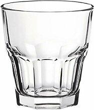 Pasabahce 8028200Becher, Glas, transparen