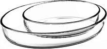 Pasabahce Auflaufform PB-15033 Borcam Oval Glas