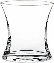 Pasabahce Mike Vase, Glas, Transparen