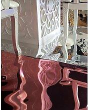 passiondécor Teppich Spiegel–Pink–30m * 1m15Dekorationen Hochzeit Ceremonie Party Geburtstag
