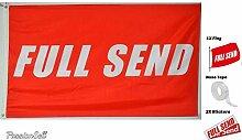 PassionSell Fahne / Flagge für Jungen, Motiv Nelk