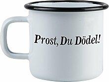 Pastewka Emaille Becher - Dödel