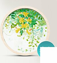 Pastoral wohnzimmer dekoration malerei/bild/sofa-wandfarbe/moderne und einfache dekorative malerei/triple abstract paintings/malerei-A 40x40cm(16x16inch)