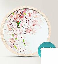 Pastoral wohnzimmer dekoration malerei/bild/sofa-wandfarbe/moderne und einfache dekorative malerei/triple abstract paintings/malerei-B 40x40cm(16x16inch)