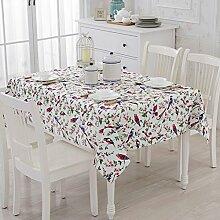 Pastorale moderne Tuch/Tischdecken/Tuch/Tischdecken/Tischdecke decke/Abdeckung Tuch/Restaurant gedruckt Tischdecke-A 120x150cm(47x59inch)