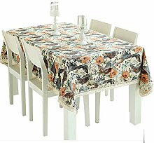 Pastoralen Couchtisch Tischdecke Stoff Hause