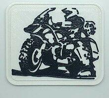 Patch Aufnäher Logo Flexibel Druck Druck 3D