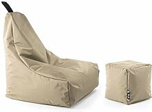 Patchhome Lounge Sessel + Würfel XL Gamer