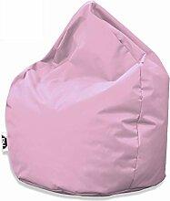 Patchhome Sitzsack Tropfenform - Rosa für In &