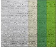 Patent Decor Tapete in weiß (zum Überstreichen)