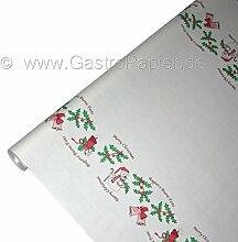 Paterie 50m x 1,00m Papiertischdecke Weihnachten