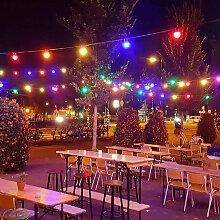 Patio 30 Lichterkette Bunt inkl. LEDs