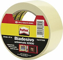 Pattex 715151 22500 Universal-Klebeband, 50 mm x