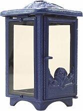 Paul Jansen Grablaterne 0434B mit Tür Höhe 19cm