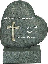 Paul Jansen Herz zur Dekoration mit Kreuz und