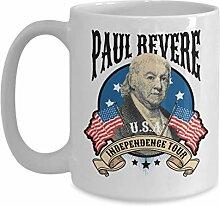 Paul Revere Kaffee-Haferl Amerikanisches