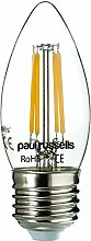 Paul Russel 6x Vintage Stil Edison Schraube LED