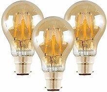 Paul Russells LED-Leuchtmittel, 4 W, B22 /