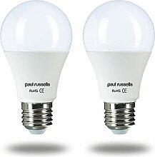 Paul Russells LED-Leuchtmittel, 7 W,