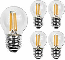Paul Russells LED-Leuchtmittel, Golfballform, 2 W,