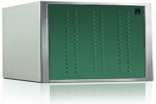 Paul Wolff Mülltonnenbox SILENT Trend Jadegrün