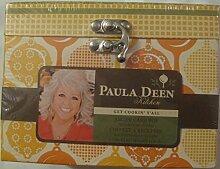 Paula Deen Kitchen Recipe Card Box by Studio 10