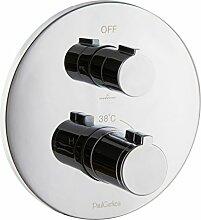 PaulGurkes Unterputz Thermostat Armatur für