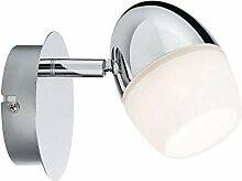 Paulmann 60328 Spotlight Egg LED 1x4,2W Chrom 230V