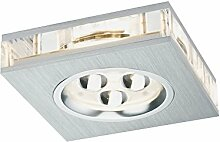 Paulmann 926.01 Premium EBL Liro eckig LED 1x3W
