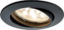 Paulmann 927.66 Premium EBL Set Coin klar rund