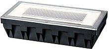 Paulmann 93775 Bodeneinbauleuchten-Set Solar