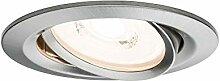 Paulmann 93944 Einbauleuchte LED Reflector Coin