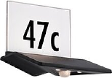 Paulmann 94243 Outdoor Solar Hausnummernleuchte