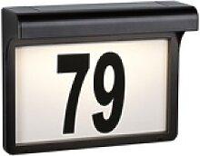 Paulmann 95388 Solar Hausnummernleuchte Dayton II