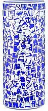 Paulmann 998.46 Lampenschirm, Glas, Blau