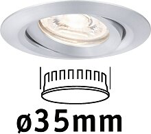 Paulmann LED Einbaustrahler Nova mini schwenkbar