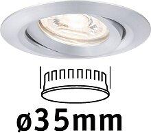 Paulmann,LED Einbaustrahler Nova mini schwenkbar