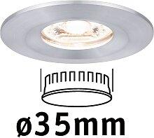 Paulmann LED Einbaustrahler Nova mini starr IP44