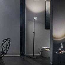 Paulmann - LED Stehleuchte Aldan 17 W Schwarz und