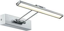 Paulmann Licht BILDERLEUCHTE , Chrom, Metall,