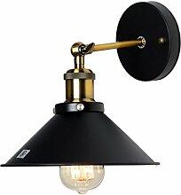 Pauwer Wandleuchten Vintage Wandlampe innen