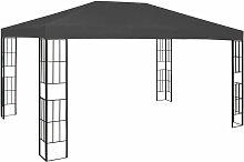 Pavillon 3×4 m Anthrazit