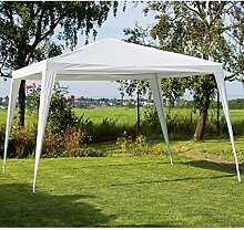 Pavillon 'Party' 300x300cm, weiss