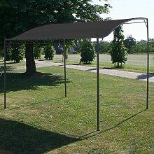 Pavillon 3x2,5 m Anthrazit VD46216 - Hommoo