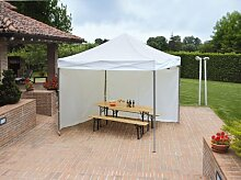 Pavillon 3x3 mt folding aluminium